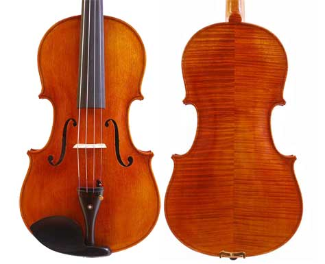 European Tonewood Master Piece Violas for Soloists