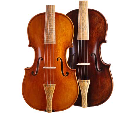 Baroque Violins Flamed T20 Best Model