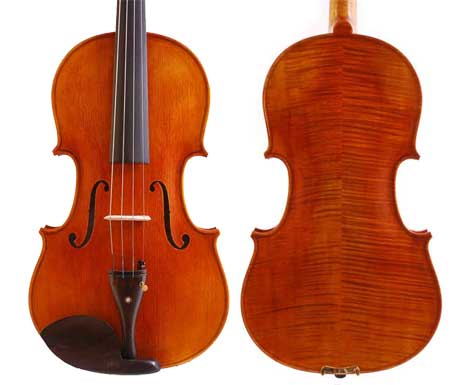 Best Model Flamed T20 Violas from 15'' to 17''